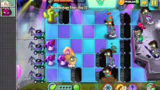 PvZ 2: NMT Day 32 - Zombot Multi-stage Masher