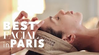 THE BEST FACIAL YOU CAN GET IN  PARIS | ALI ANDREEA