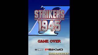 Strikers 1945 2 Loop1 1997 Psikyo  Mame Retro Arcade Games