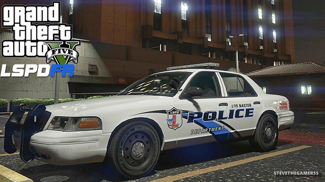 LSPDFR #528 CITY PATROL!! (GTA 5 REAL LIFE POLICE PC MOD)