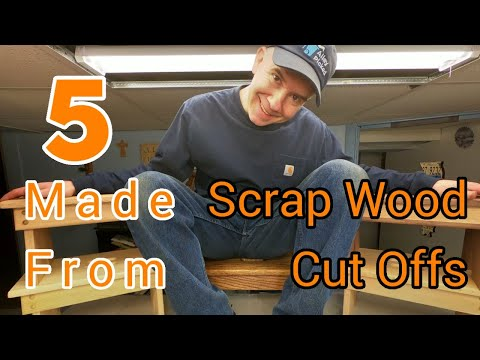 woodworking:-5-step-stools-made-from-scrap-wood-cut-offs.