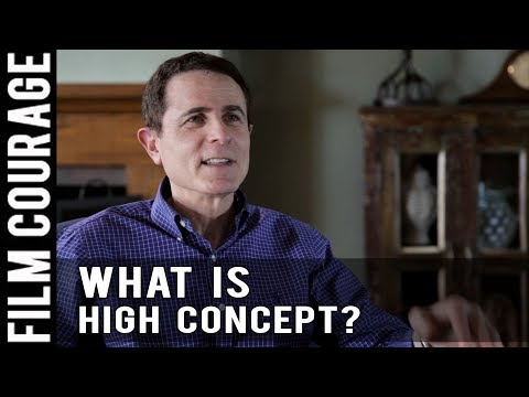 What's A High Concept Movie Idea? by Gary Goldstein