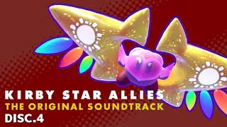 4-13. All of those Star Allies are with Me! - KIRBY STAR ALLIES: THE ORIGINAL SOUNDTRACK