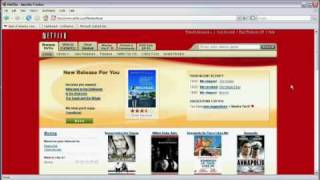 Using the Internet : How to Rent DVD Movies Online