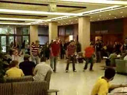 IU Library Dance Session