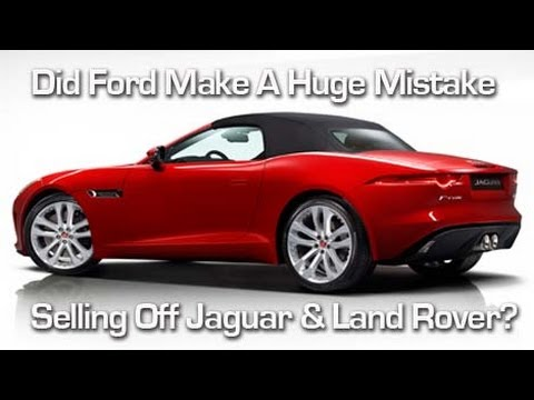 Did Ford Make Mistake Selling JLR? Road Rage Spurs China SUV Sales - Autoline Daily 1628