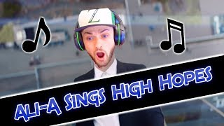 "Ali-A Sings ""High Hopes"" by Panic! at the Disco"