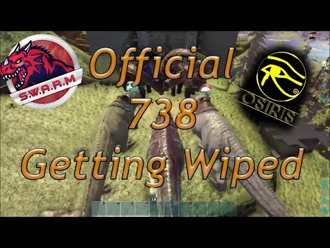 Ark Raiding French Allies (Wipe)Server 738 [#RIPFrenchTouch]