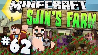Minecraft - Sjins Farm #62 - Gluten Overdose
