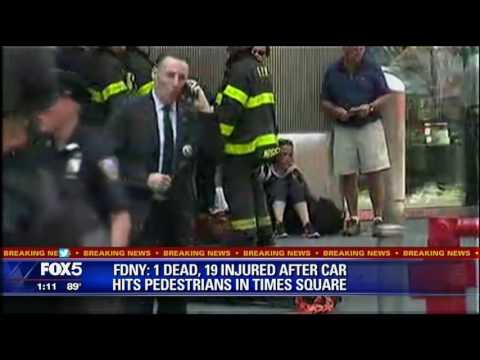 Man Recounts Taking Down Times Square Driver