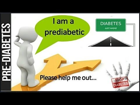 Diabetes and Pre-diabetes| How to prevent pre-diabetes from becoming diabetes ??