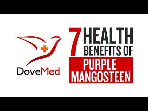 7 Health Benefits Of Purple Mangosteen