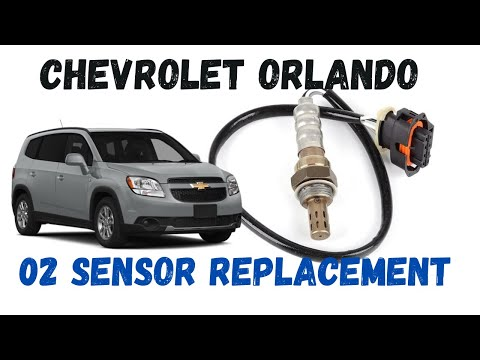 How To Replace Oxygen Sensor Chevrolet - Opel