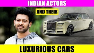 INDIAN ACTORS AND THER LUXURIOUS CARS   AMAZING INTERESTING FACTS ABOUT INDIAN ACTORS