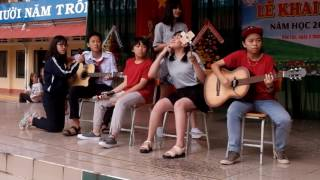 Guitar: Giấc mơ thần teen ( Miu Lê )