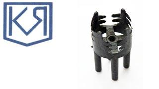 Фиксатор арматуры ФУ-50(Фиксатор-стульчик ФУ 50 имеет горизонтальное рабочее положение и толщину защитного слоя составляющую от..., 2015-11-10T08:59:21.000Z)