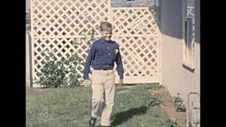 8mm Found Film - Trashboy