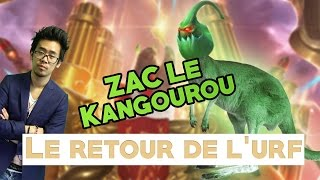 RETOUR DU MODE URF #2 (Ultra Rapid Fire) - La technique sacrée du Kangourou!