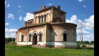 Заброшенный женский монастырь. BRP сломалась
