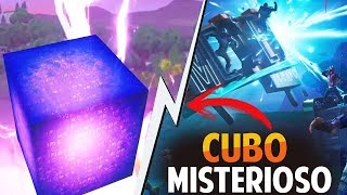 *FILTRATE* NEW ROAD TRAVEL SECRETS (MYSTERIOUS CUBE) FORTNITE: Battle Royale