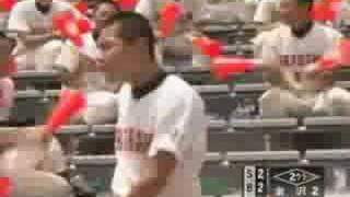 2008年 夏の甲子園 浦和学院の気迫の応援 thumbnail