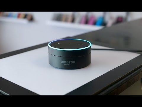Amazon Echo Dot Review - Half of the cost, but FULL of funct