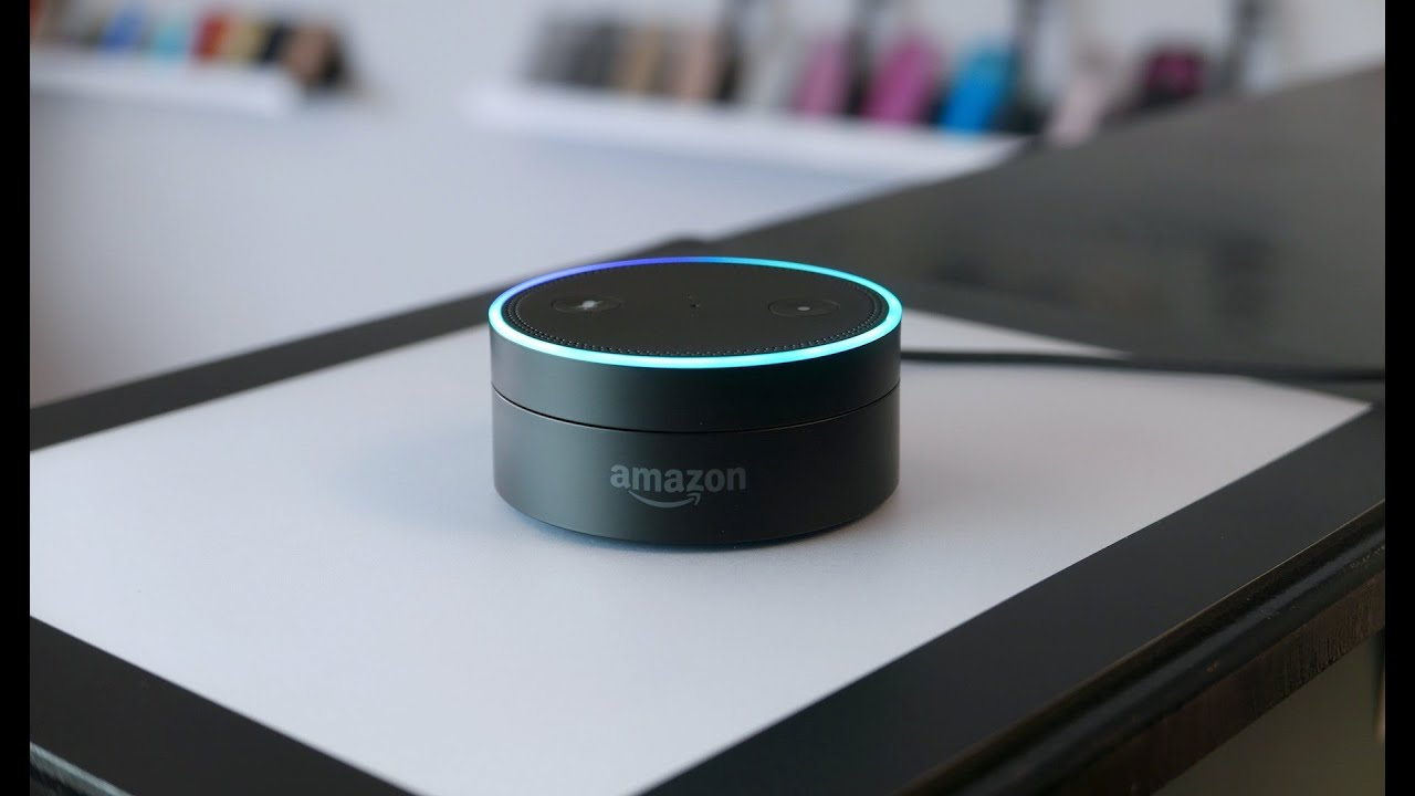 amazon echo dot review half of the cost but full of. Black Bedroom Furniture Sets. Home Design Ideas