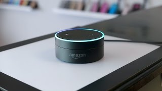 Amazon Echo Dot Review - Half of the cost, but FULL of functionality!