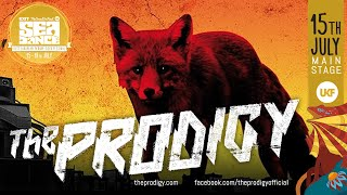 UKF At Sea Dance Festival: The Prodigy Revealed!