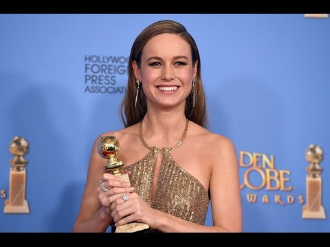 Canadian author of 'Room' calls Golden Globe win 'a thrill'