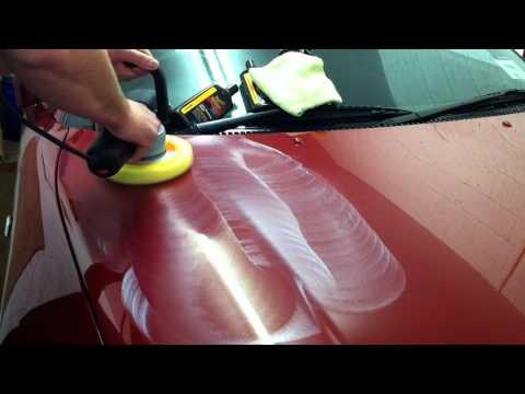DAS6 da machine polishing toyota supra