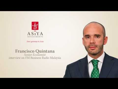 Francisco Quintana interview on FM Business Radio Malaysia