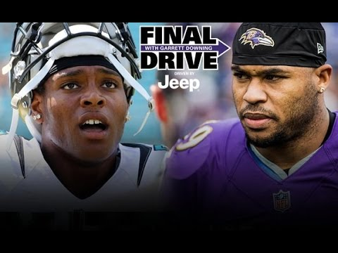 John Harbaugh Responds To Steve Smith-Jalen Ramsey Beef | Final Drive | Baltimore Ravens