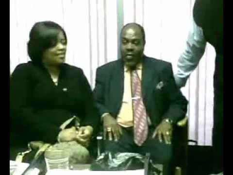 Min. Bobby L. Clark & Pastor J.D. Means