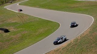 Advanced Driver Training at Calabogie Motorsports Park