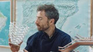 Thomas Heatherwick designed the Vessel to &quotbring people together&quot