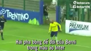 Hai pha bóng để đời của thủ môn Tommaso Berni trong màu áo Inter