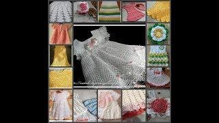 детское платье крючком схемы