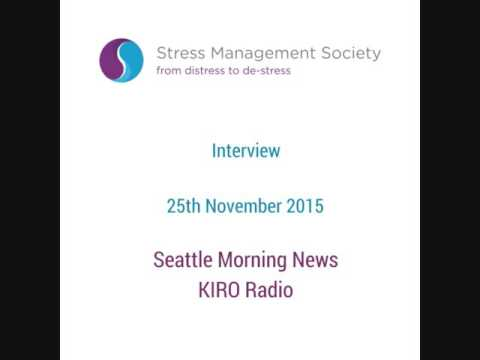 Neil Shah on Seattle's Morning News KIRO Radio - Tips for travel!