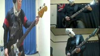 Judas Priest Freewheel Burning-Guitar Bass Cover