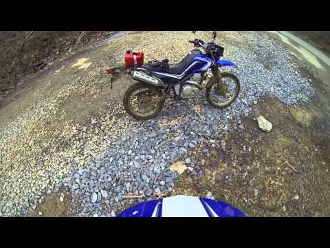 GoPro: A Few Thoughts On The Yamaha XT250 - YouTube