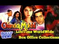 CHANDRA MUKHI 1993 Bollywood Movie LifeTime WorldWide Box Office Collections Verdict Hit or Flop