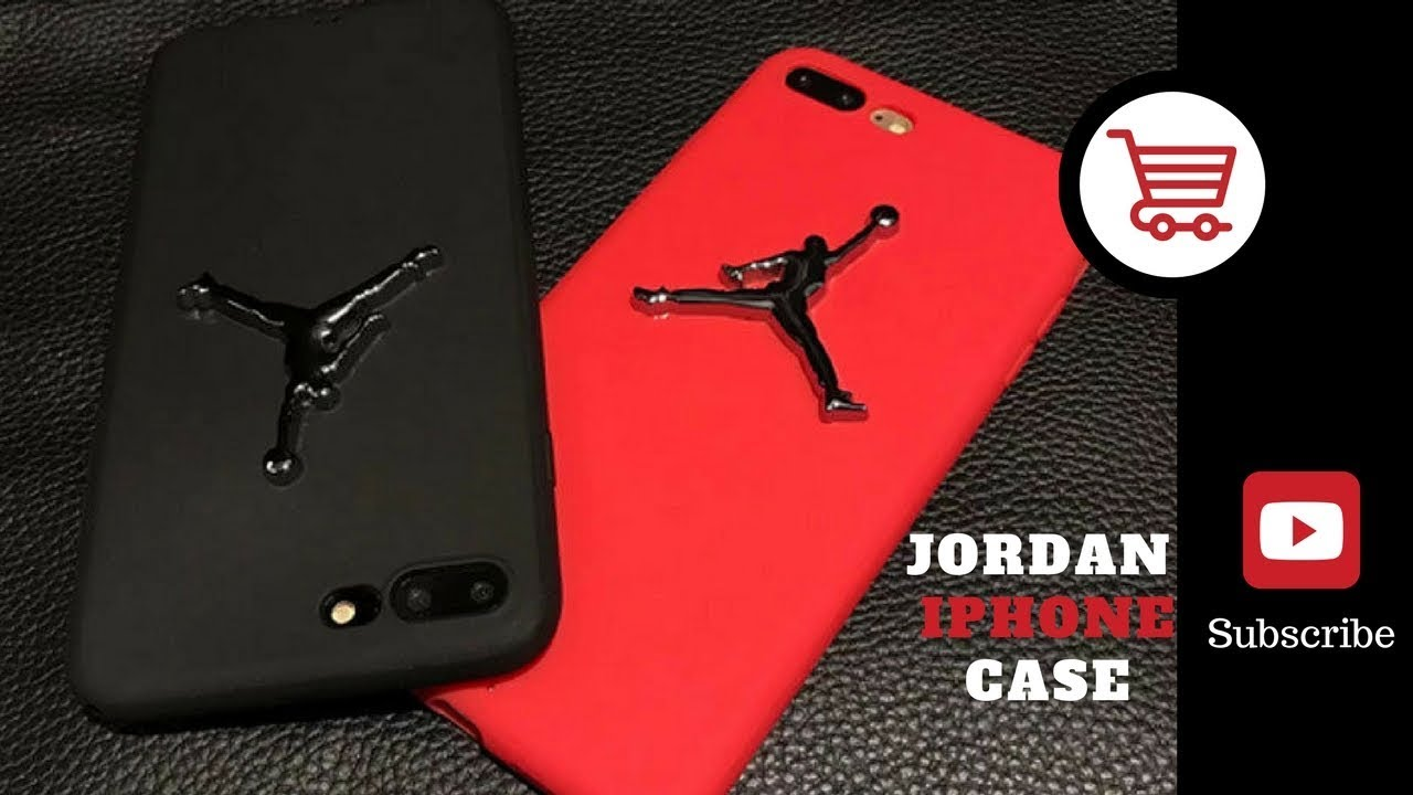 Air Jordan 23 iPhone 5 5s 6 6s 7 Plus New cases! - YouTube | 1280 x 720 jpeg 106kB