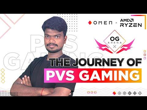 💥😱 நம்ப Tamil Sensation Fire Ahh : Untold Journey of PVS Gaming OG Arena – OMEN x AMD Ryzen