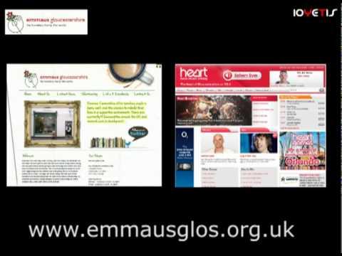 Emmaus Gloucester on Heart FM Gloucestershire