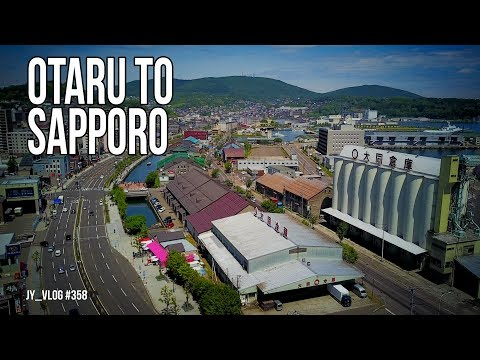 CYCLING JAPAN | OTARU to SAPPORO | CYCLIST FRIENDs and SAPPORO BEER