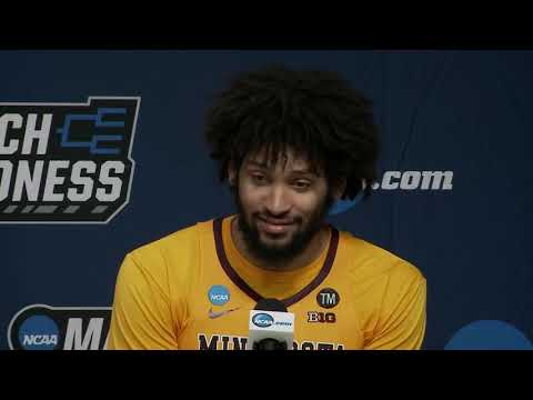 Gopher Blog - Press Conference Gabe Kalscheur, Jordan Murphy on 86-76 NCAA Tournament Win