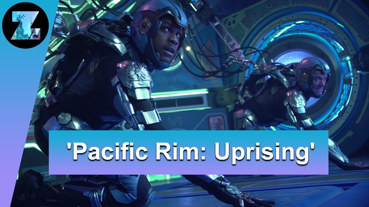 Multitalent: John Boyega in 'Pacific Rim: Uprising'