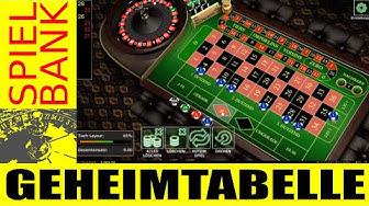 Roulette Entlarvt !!! Rot Schwarz setzverfahren