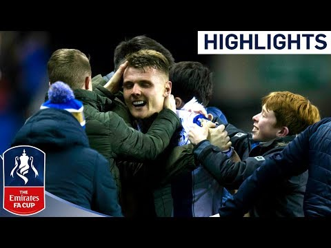Wigan 1-0 Man City | Wigan Have Done it AGAIN! 10 Man City Knocked Out! | Emirates FA Cup 2017/18